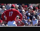 ESPN版【大谷翔平 全タッチ集】大谷翔平投手 オープン戦 MLBデビュー
