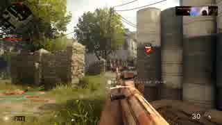 ペリカンのCOD:WW2実況プレイ 22【WAR】