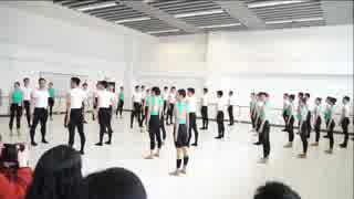 【人ではない】中国国家舞剧院技巧展示