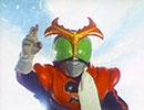 仮面ライダーストロンガー 第1話「おれは電気人間ストロンガー!!」