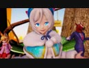 【MMD】電脳少女シロでgdgd妖精sED【きっとまた会える】