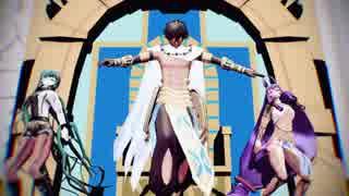 【Fate/MMD】ファラオ's SCREAM【ステージ&カメラ&表情配布】