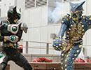 仮面ライダーオーズ/OOO 第42話「氷とグリード化と砕けた翼」