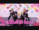 【防衛部】「What is Love?」踊ってみた【自称防衛部MOBU!】
