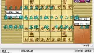 気になる棋譜を見よう1270(牧野五段