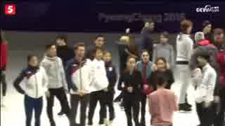 2018 Olympic gala practice 2/4