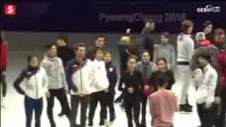 2018 Olympic gala practice 2/4