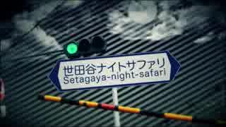 【歌ってみた】世田谷ナイトサファリ【航