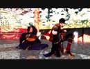 【2人用カメラ配布】双璧でスーサイドパレヱド【MMD一血卍傑】1080p
