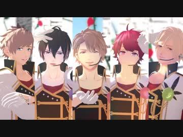 【MMDA 3!】 Hibana [spring group]