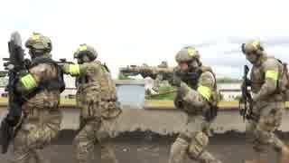 [ロシアの特殊部隊]最新技術を駆使するタ