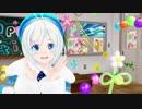 【MMD電脳少女シロ】ラブレター【デレマス】