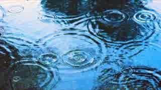 【初音ミク】雨音【雨の日に思い出す歌】