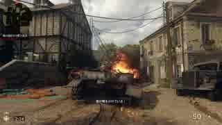 ペリカンのCOD:WW2実況プレイ 29【WAR】