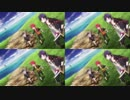【比較動画】続「刀剣乱舞‐花丸‐」OP映像 1話、2話、8話、9話