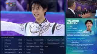 羽生結弦FS / Olympic Winter Games 2018