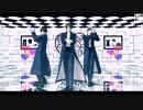 【MMD刀剣乱舞】SCREAM【長谷部×3】