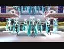 【MMD】ななちゃんずがグラス会場で「桃源恋歌」【1080p|6M/60fps版】」
