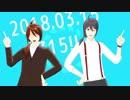 【315の日】Pとアイドル達でハッピーシンセサイザ【モデル配布】