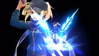 【FGO 新旧宝具モーション比較】謎のヒロインX「無銘勝利剣」【Fate/Grand Order】