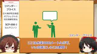 SCP財団幻想郷支部が行く!第2回[Euclid]