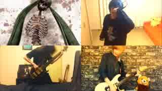 【ロックに】骸Attack!! -Band Edition- 【演奏してみた】