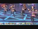 【im@sSS】ザ・ライブ革命でSHOW! オールスターA【パンチラカウント】30fps