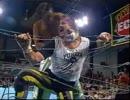 【ECW】テリー・ファンク(ch.)vsサブゥー【Barbed Wire Match】