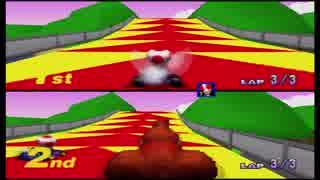 【実況】幕末志士達のマリオカート64