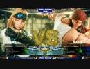 FinalRound2018 スト5AE LosersSemiFinal Verloren vs ガチくん