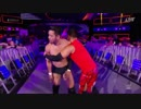 【WWE】ヒデオ・イタミvsリンセ・ドラド【205Live】