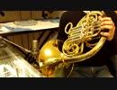 【けものフレンズ】「ようこそジャパリパークへ」今さらホルン五重奏にして吹いて...