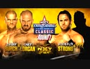 【NXT】ダスティ杯タッグトーナメント 1回