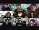 【海外の反応】デスマーチからはじまる異世界狂想曲 11話を見た人達の反応