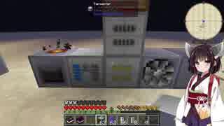 【Minecraft】きりたんはGreg工魔に挑戦す