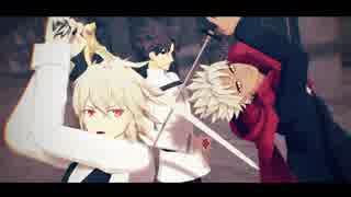 【Fate/MMD】SCREAM【Apo×FGOイベント開催