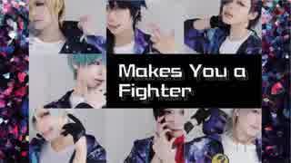 PUZZLE×HK【コスプレ】Makes You a Fighte