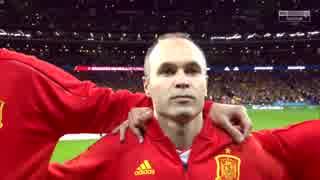 ≪親善試合≫ スペイン vs アルゼンチン (2018年3月27日)