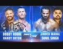 【WWE】最近のUS王座戦戦【18.03.20~27】