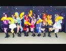 ラブスタ☆輝夜の城で踊りたい☆踊ってみた thumbnail