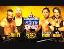 【NXT】ダスティ杯タッグトーナメント準決勝【18.03.27】