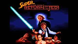 GG SUPER STAR WARS RETURN OF THE JEDI(海外版)