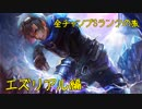 【LoL】全チャンプSランクの旅【エズリアル】Patch 8.6 (43/140)