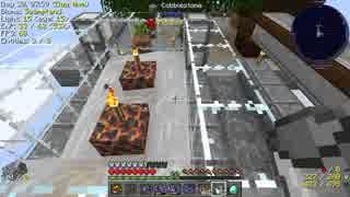 【minecraft】おっさんの空#2【Modern Sk