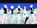 【MMD宝石の国】美脚戦隊スレンダー