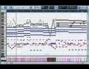 MIDIでテイルズオブデスティニーDCのLion-fate of a fencer-を打ち込ん...
