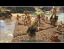 NGC『ARK: Survival Evolved』生放送 第4回 1/3