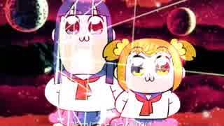 【ポプテピピック】野沢那智さんと広川太一郎さんがもしこのアニメに出ていたら【声真似】