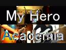 【僕のヒーローアカデミア OP2】ピースサイン【Band Cover】