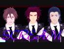 【MMD刀剣乱舞】SCREAM【三名槍】1080p対応